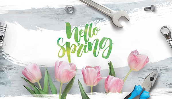 Carmasters Automotive Spring Newsletter